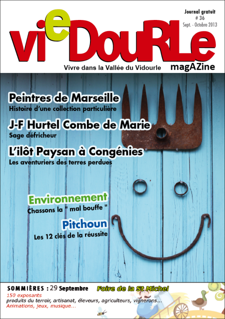 viedourle magazine #36