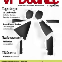 Services PAO Maquette Magazine Viedourle magazine 38