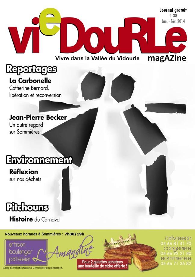 viedourle magazine n°38 janvier février 2014