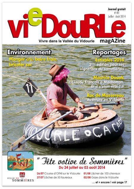 viedourle magazine 41