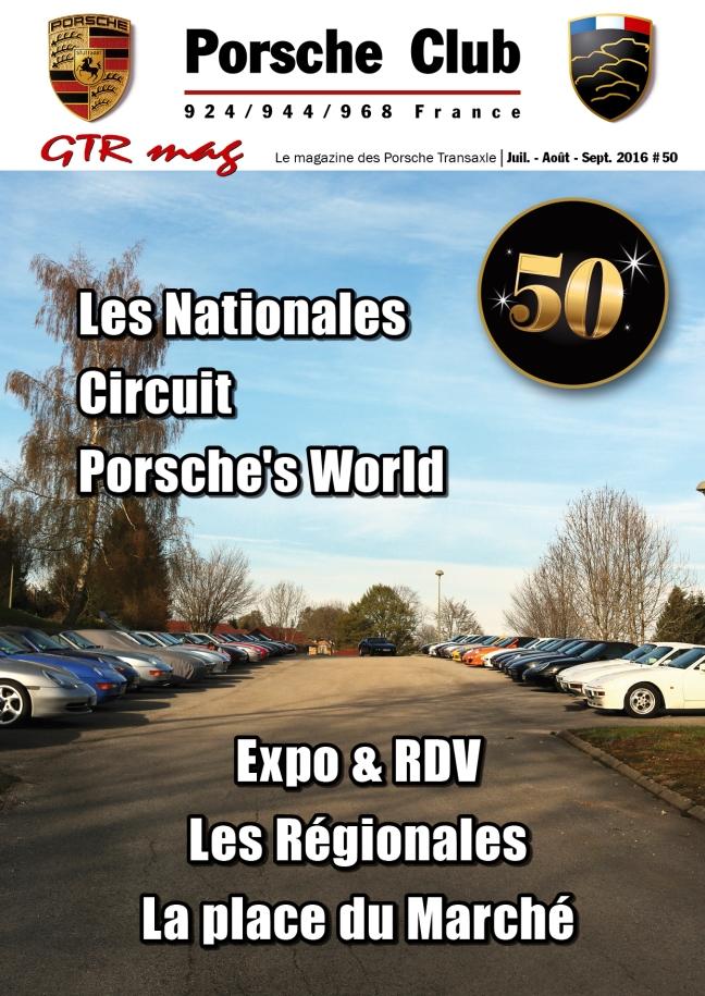 GTR mag 50