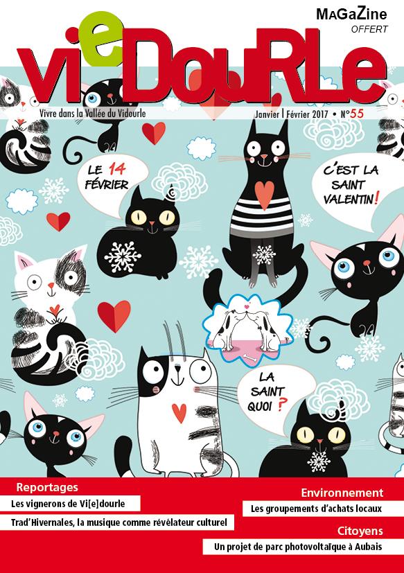 viedourle magazine 55