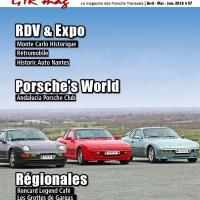 Services PAO Maquette magazine Porsche Club 924-944-968
