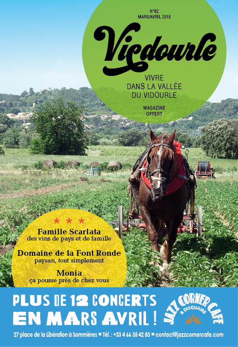 viedourle magazine n°62 la première de couverture