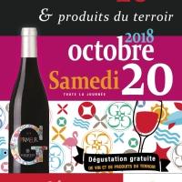 Services PAO Affiche vin primeur